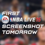 NBA Live 15 E3 Screenshot Promo