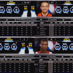 2014 Draftees in the Ultimate Base Roster for NBA 2K14 PC