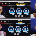 1992 USA Select Team in the Ultimate Base Roster for NBA 2K14 PC