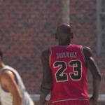 NBA 2K14 PS4 Michael Jordan Blacktop Mode
