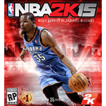 NBA 2K15 Cover Art