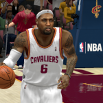 LeBron James returns to Cleveland (NBA 2K14 PC)