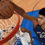 NBA 2K15: Anthony Davis