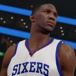 NBA 2K15: Joel Embiid