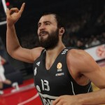 NBA 2K15: Euroleague