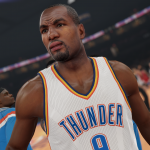 NBA 2K15: Serge Ibaka