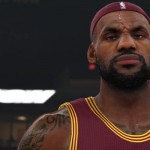 NBA 2K15: LeBron James