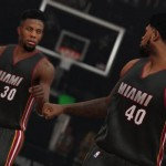 NBA 2K15: Norris Cole & Udonis Haslem