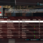 NBA 2K15: MyGM - DraftExpress Mock Draft