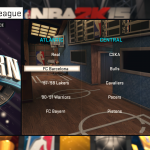 NBA 2K15: MyLEAGUE - Customize League