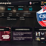 NBA 2K15: MyLEAGUE - CSKA