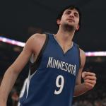NBA 2K15: Ricky Rubio