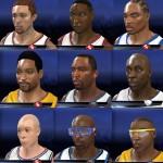 New Retro Faces in UBR V18 for NBA 2K14 PC