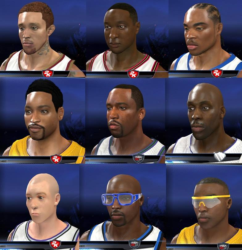how to download face scan nba live 18
