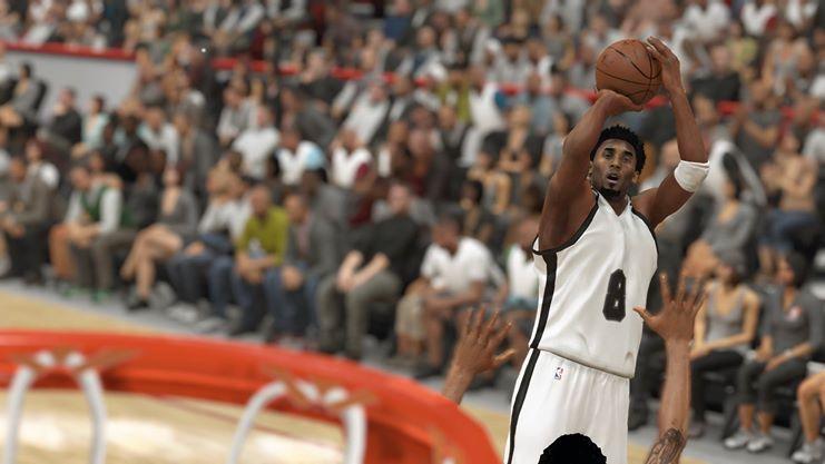NBA 2K14 Retro Kobe Bryant