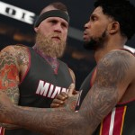 NBA 2K15 Low Resolution Chris Andersen Miami