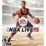 NBA Live 15 Cover Art