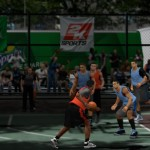 Ball Up AND1 Open Run NBA 2K14 Mod