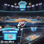 NBA Live 15: Chesapeake Arena