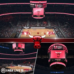 NBA Live 15: United Center