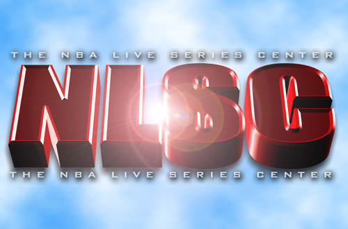 Old School NLSC Logo Wallpaper