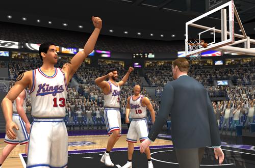 Challenge: Sacramento Kings Victory