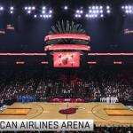 NBA Live 15: Miami Heat - American Airlines Arena