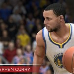 NBA Live 15: Stephen Curry (92 Overall)