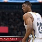 NBA Live 15: Anthony Davis (89 Overall)