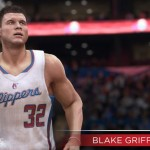 NBA Live 15: Blake Griffin (91 Overall)
