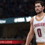 NBA Live 15: Kevin Love (90 Overall)