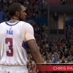 NBA Live 15: Chris Paul (94 Overall)
