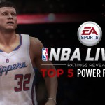 Top 5 Power Forwards in NBA Live 15