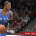 NBA Live 15: Russell Westbrook (91 Overall)