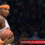 NBA Live 15: Carmelo Anthony (92 Overall)