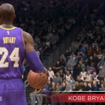 NBA Live 15: Kobe Bryant (89 Overall)
