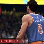 NBA Live 15: Jose Calderon (3PT: 91)