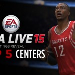 Top 5 Centers in NBA Live 15