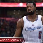 NBA Live 15: DeAndre Jordan (Dunking: 97)