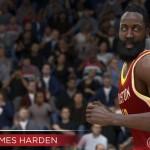 NBA Live 15: James Harden (90 Overall)