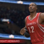 NBA Live 15: Dwight Howard (90 Overall)