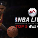 Top 5 Small Forwards in NBA Live 15