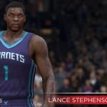 NBA Live 15: Lance Stephenson (85 Overall)