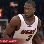 NBA Live 15: Dwyane Wade (86 Overall)