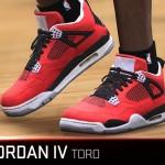 NBA Live 15: Air Jordan IV