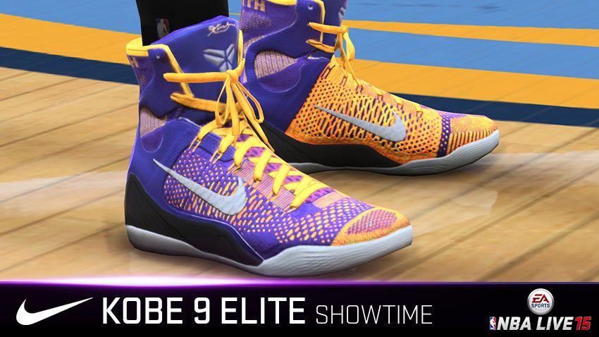 low priced a74e0 e6c29 ... wholesale nba live 15 shoe screenshots 341a0 23894