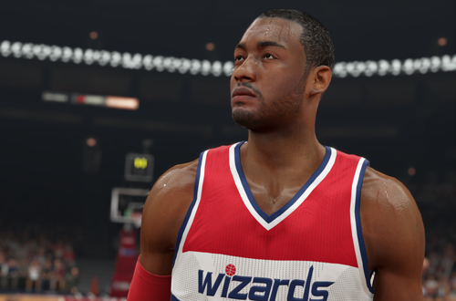 John Wall in NBA 2K15