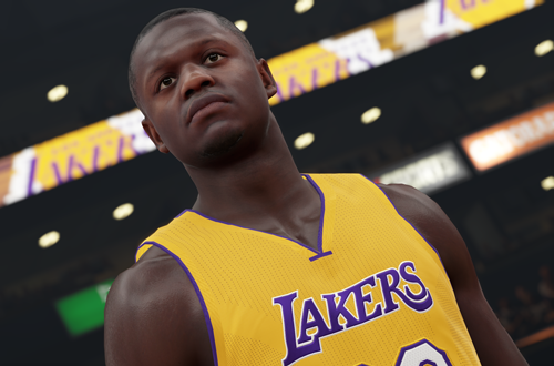 Julius Randle in NBA 2K15