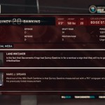 Scouting in NBA 2K15's MyGM