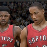 NBA Live 15: Amir Johnson & DeMar DeRozan